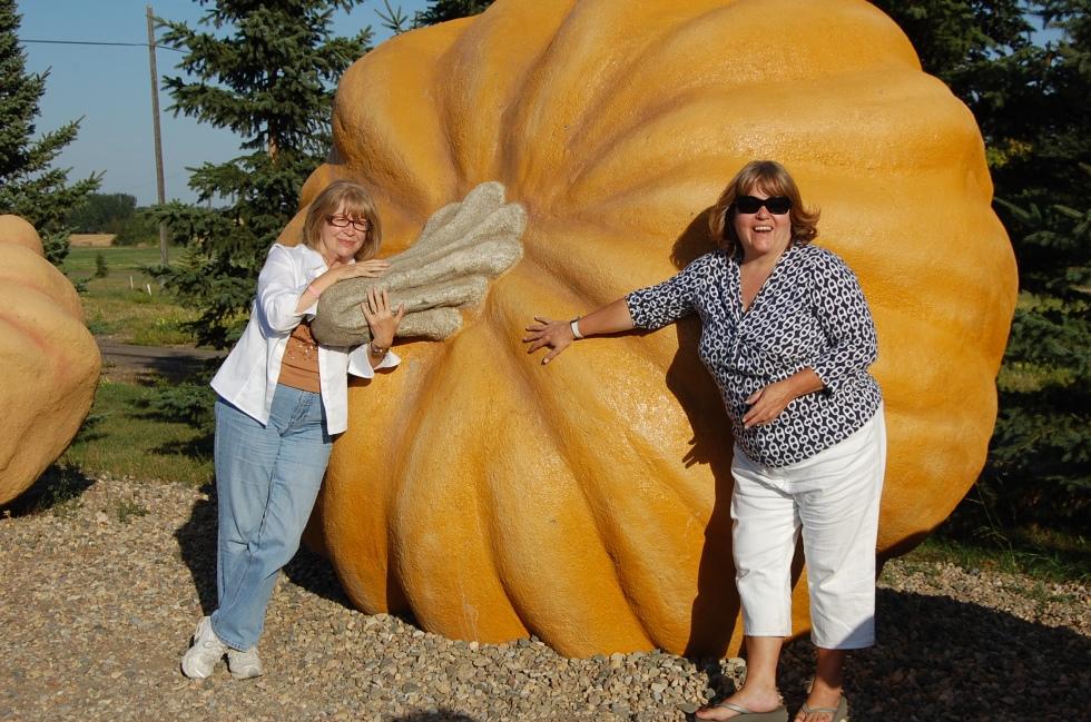 Smoky Lake Pumpkin